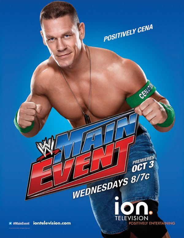 WWE Main Event 12th August 2014 Free Download 300MB in HD 720p