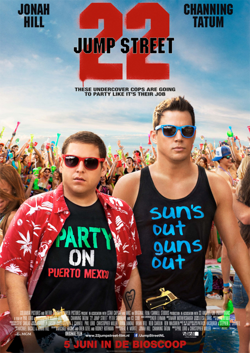 22 Jump Street 2014 Free Download In Hd 720p Free Download In 300MB