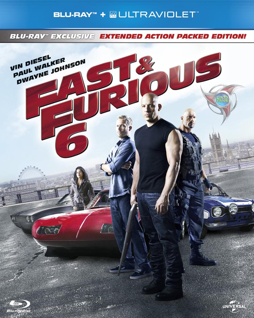 Fast And Furious 6 Free Download 2013 Hindi Dubbed Dual Audio 350MB