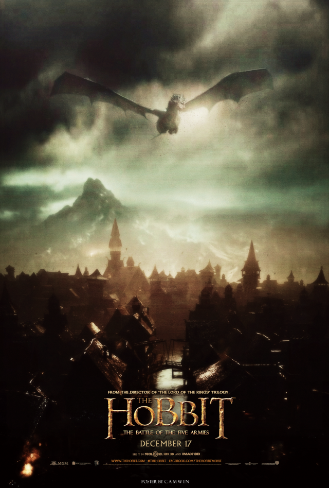The Hobbit The Battle of the Five Armies (2014) Hindi Dubbed Download 400MB
