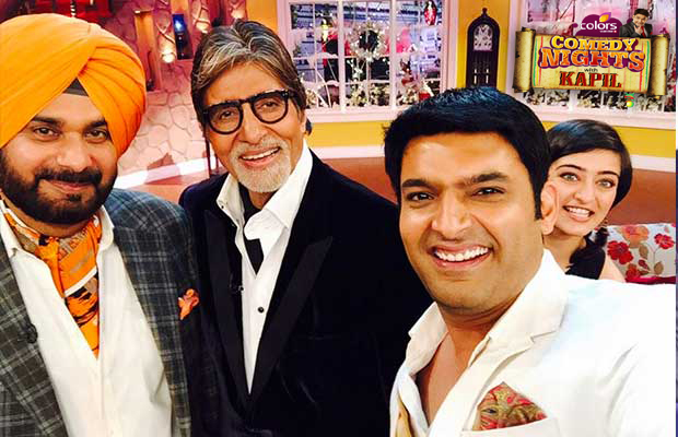Comedy Nights With Kapil 8th February (2015) 480p 200MB Download