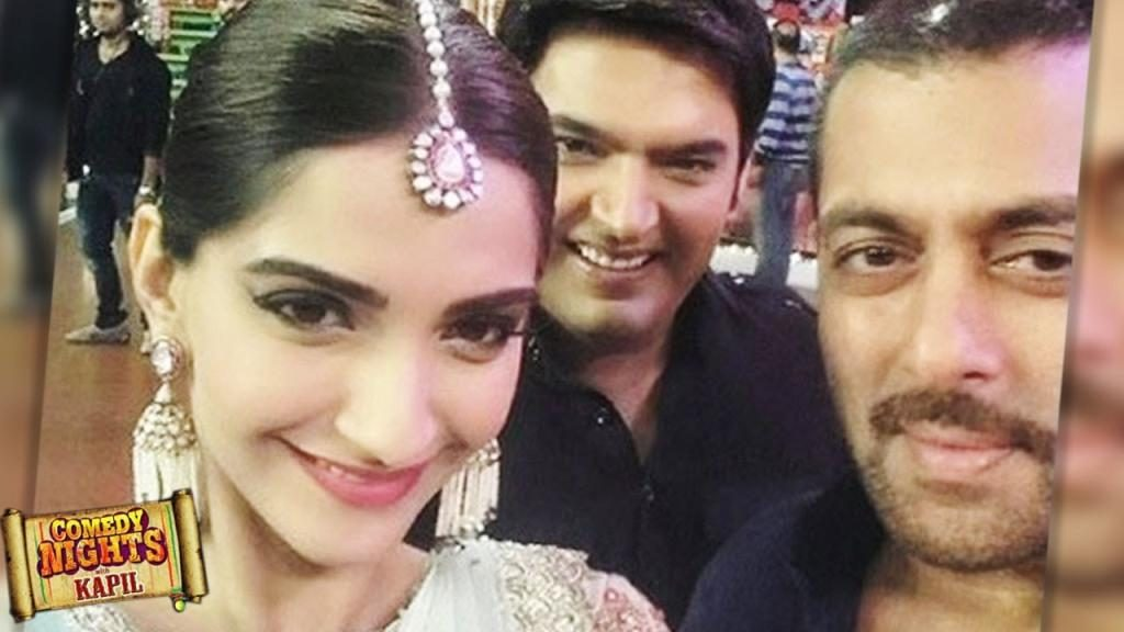 Comedy Nights With Kapil 8th November (2015) Episode 183 Download