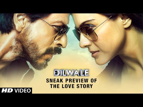 Dilwale – Sneak preview of the love story HD 720p