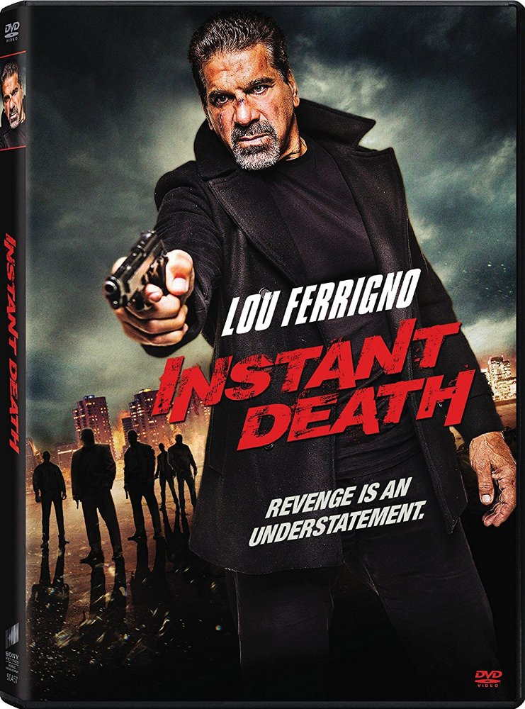 Instant Death (2017) English DVDRip 950MB