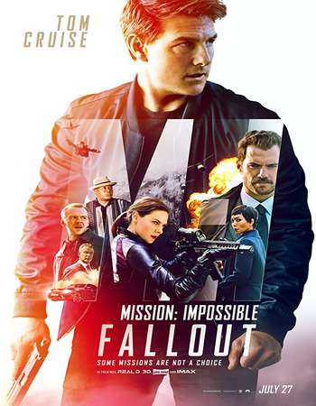 Mission Impossible Fallout 2018 Dual Audio HDCAM 720p